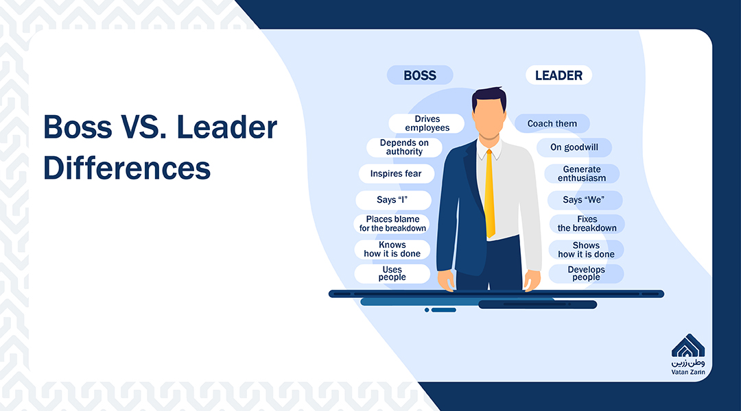 Boss VS. Leader Differences